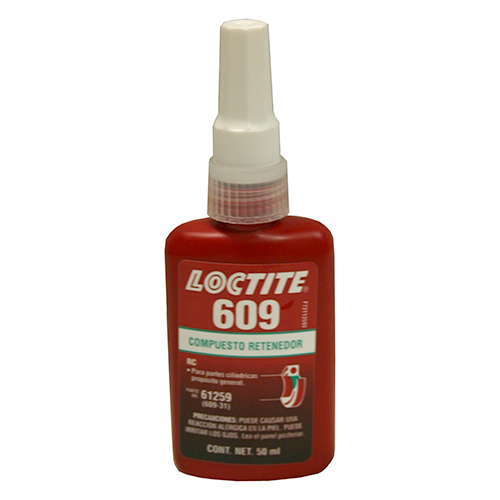 Comp. Retenedor 609 50Ml Loctite 60931/1610542