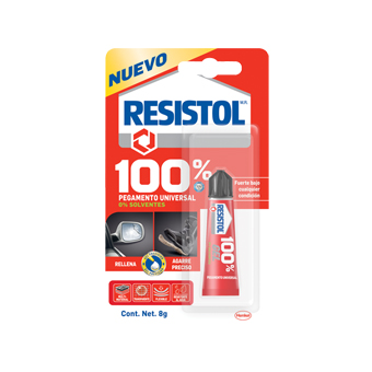 Resistol 5000 Plastic Flexible 21Ml