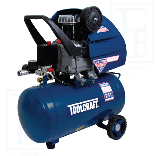 Compresor De Aire 2.5Hp Toolcraft  TC2045