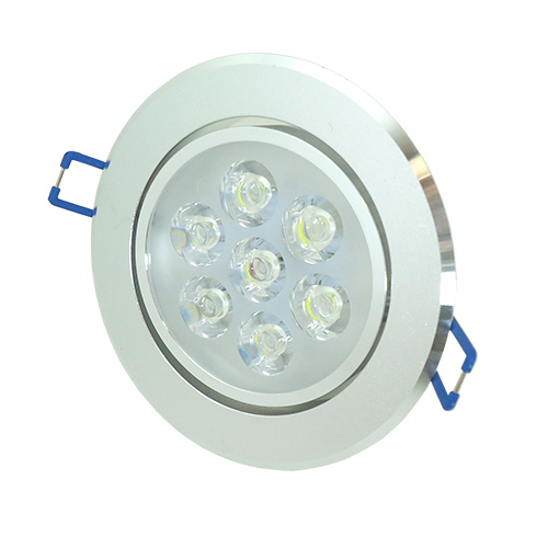 Empotrable Luz Led 7W Bisei Satin. Jlp-7X1 Bs