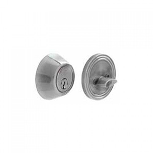 Cerrojo Doble Ac.Inox Lock My-662-Us32Dvp