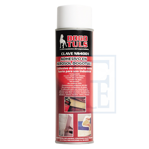 Adhes.Multiusos Aerosol 12Oz