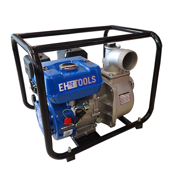 "Bomba P/Agua A Gas. Eh-Tools 7Hp 3"" 208CC SRWP30"